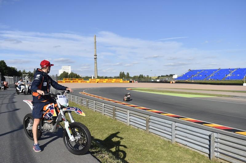 Brad Binder Sachsenring 2015