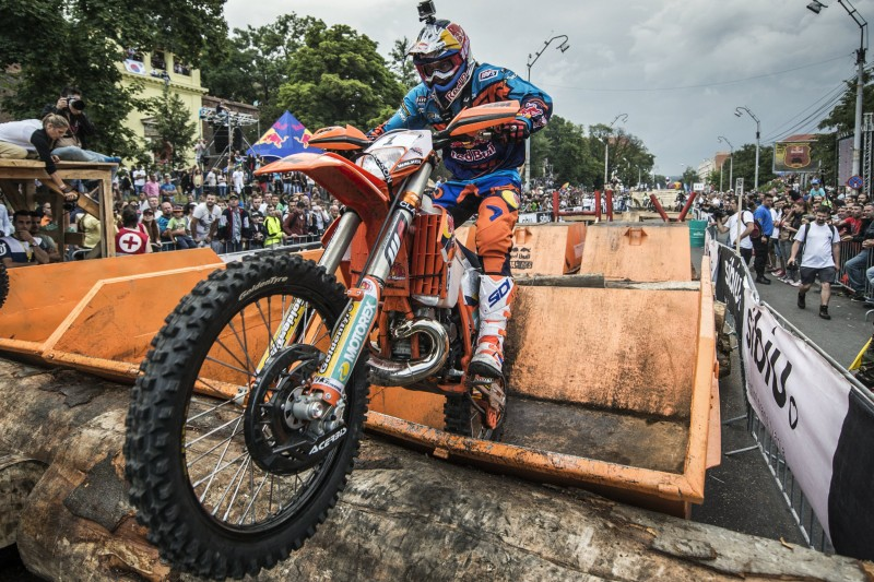 Jonny Walker KTM 300 EXC Red Bull Romaniacs Prologue 2015