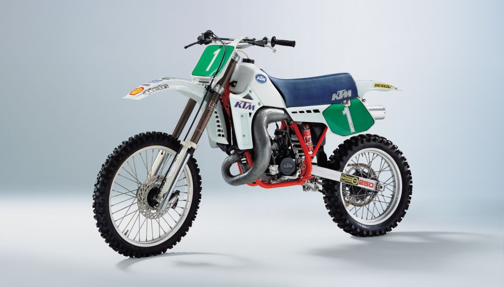 Inthisyear1985 Heinz Kinigadner Wins Second 250cc Motocross World Championship In Succession Ktm Blog