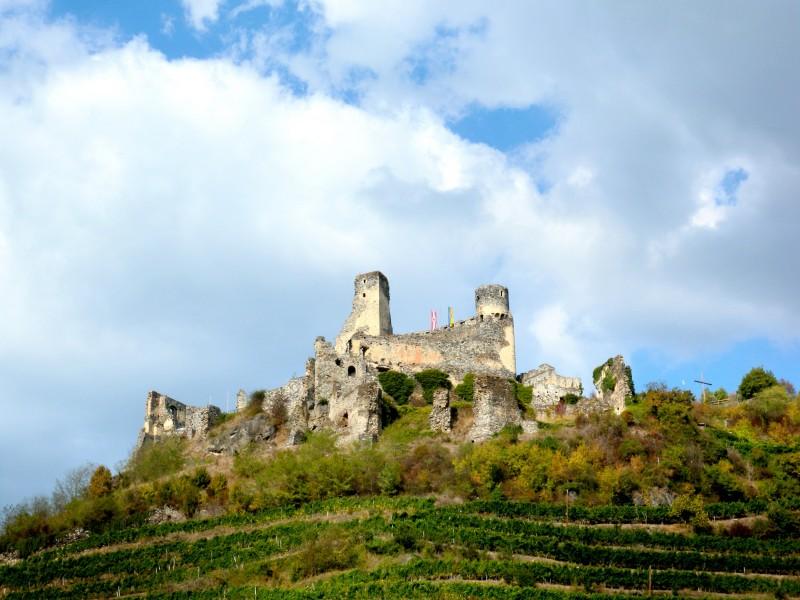 Senftenberg ruin