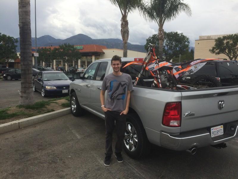 Petr Pilat California 2015