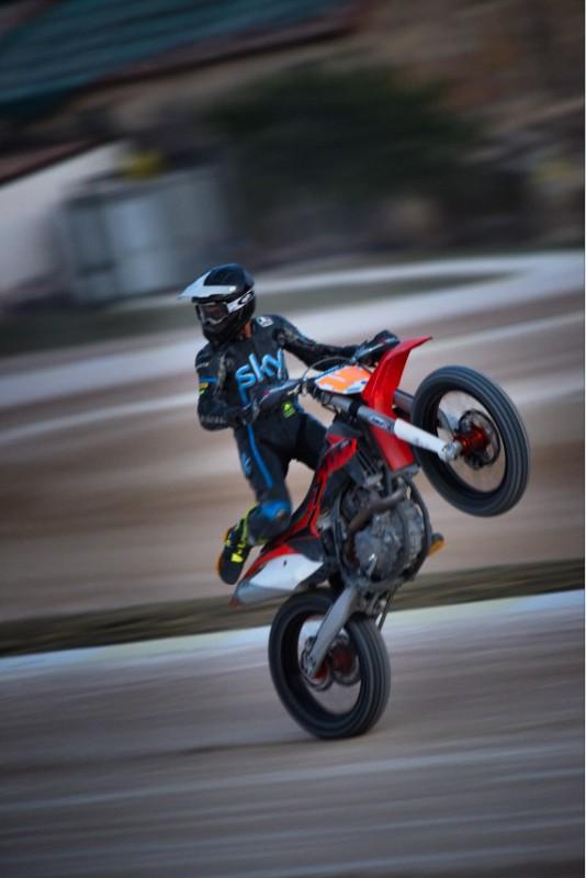 Andrea Migno & KTM 450 SX