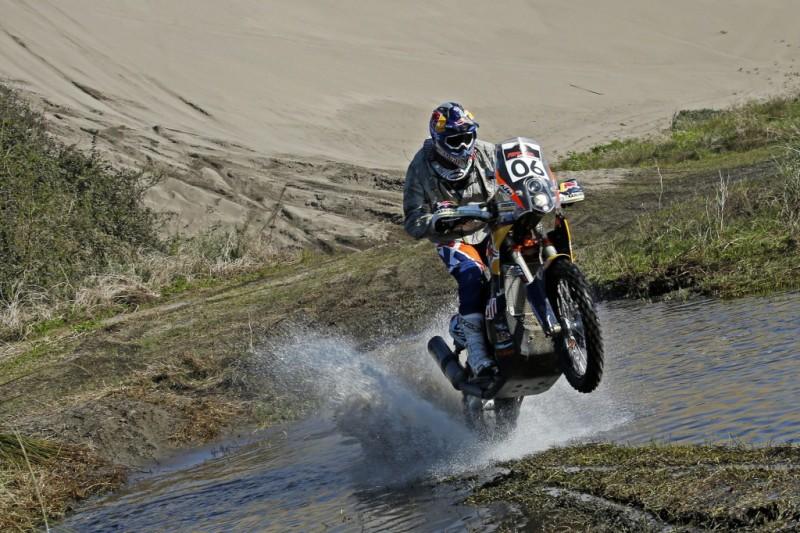 Antoine Meo KTM 450 RALLY Atacama Rally (CHI)