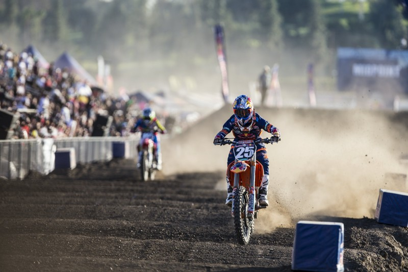 Marvin Musquin KTM 250 SX-F Red Bull Straight Rhythm 2014