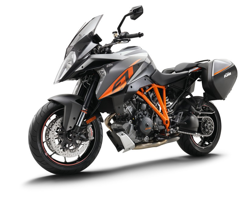 ktm 1290 super duke gt growls at eicma - ktm blog