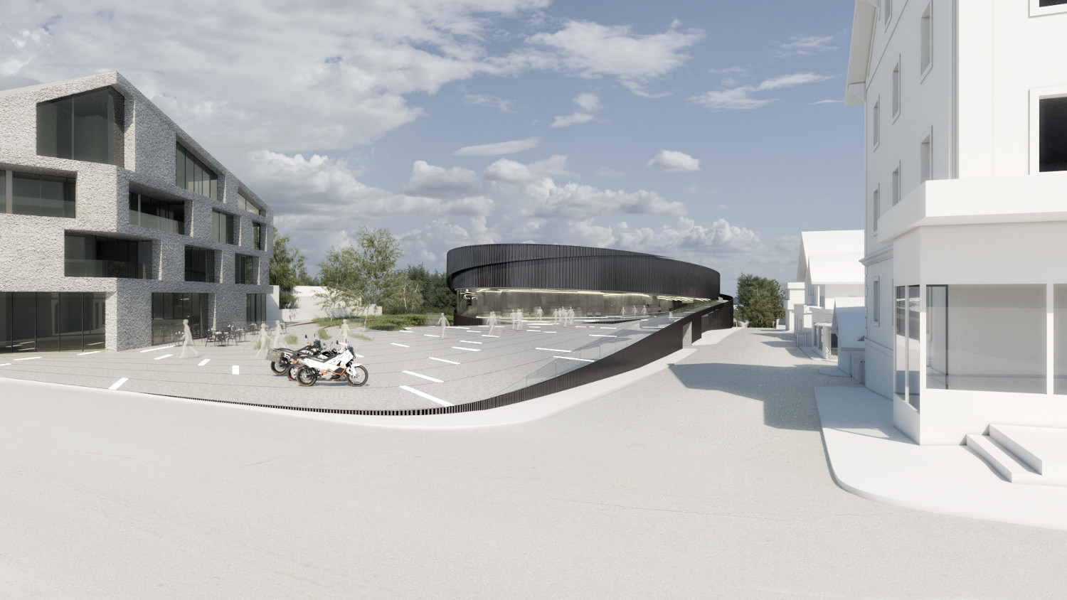 New Home For History The Ktm Museum Hits Second Gear And