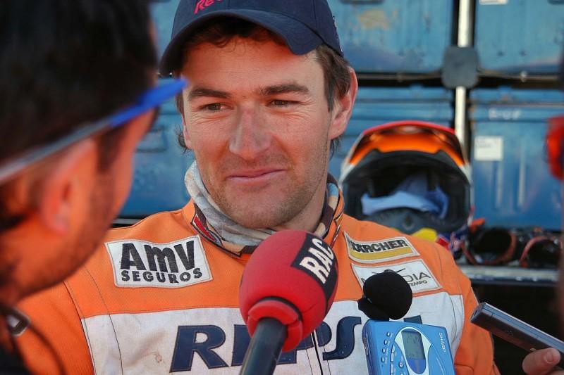 Marc Coma (ESP) Dakar 2006
