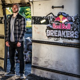 Red Bull Breakers Elliott Banks-Browne Rotherham 2015