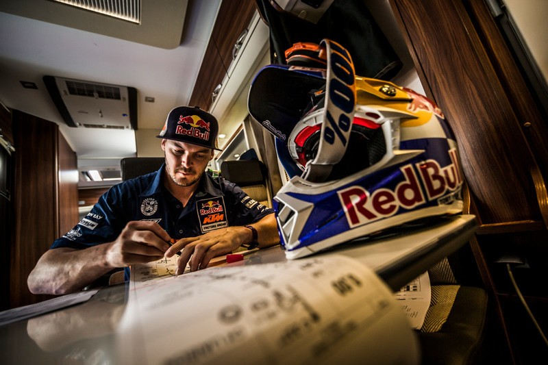 Toby Price (AUS) Dakar 2016