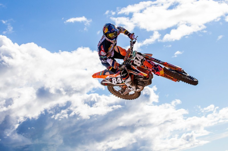 Jeffrey Herlings (NED) KTM 250 SX-F 2016
