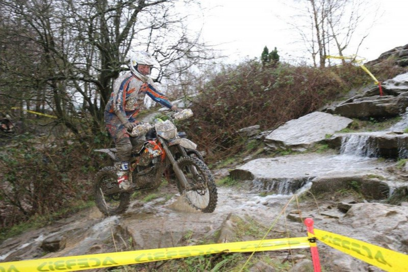 Neil Crayston (GBR) KTM FREERIDE E-XC Parkwood Offroad Center