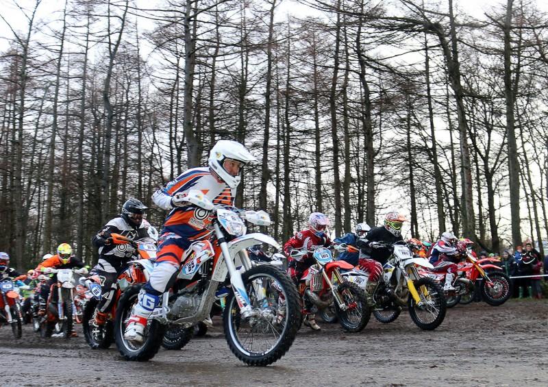 Neil Crayston (GBR) KTM FREERIDE E-XC