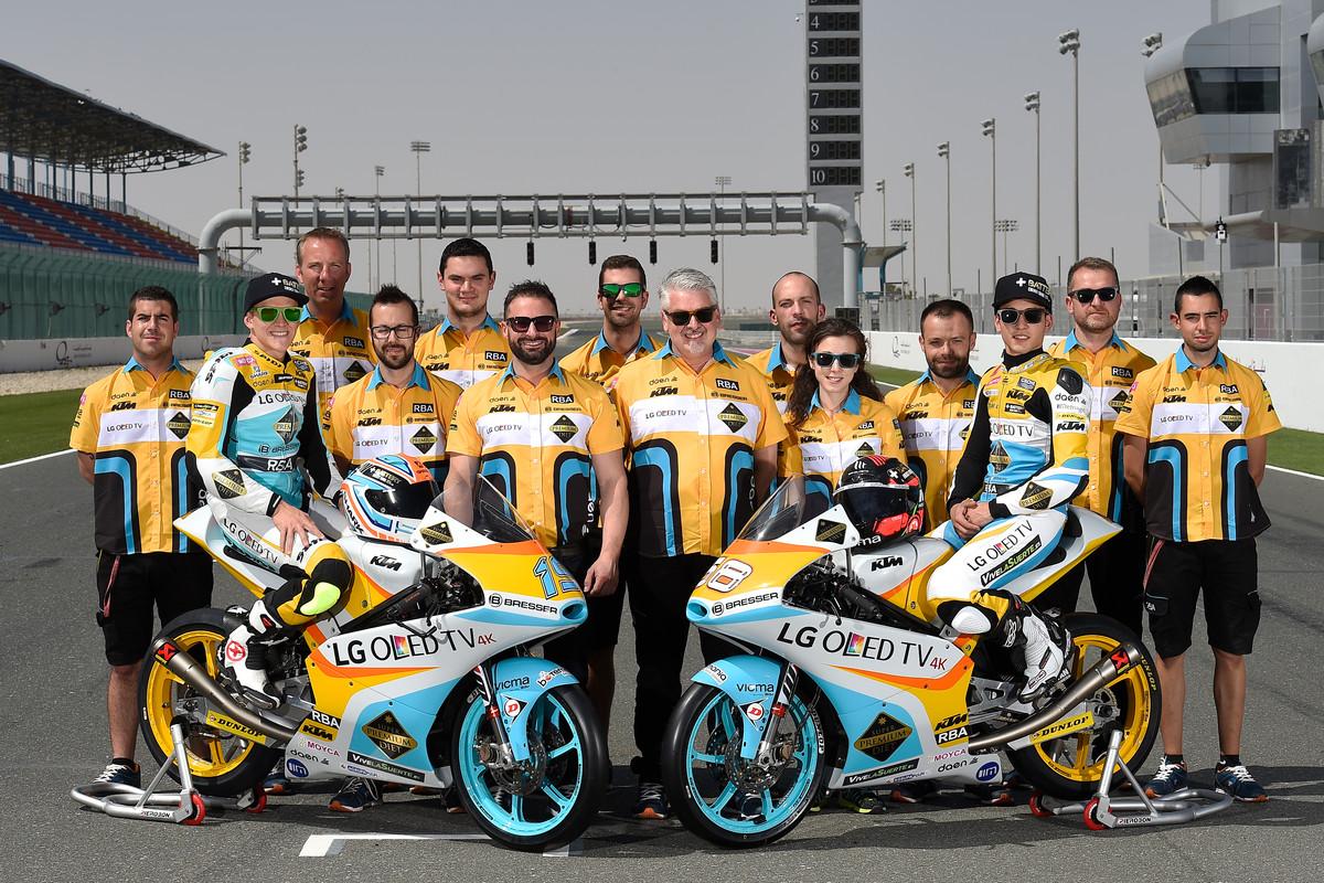 RBA Racing Moto3 Team 2016