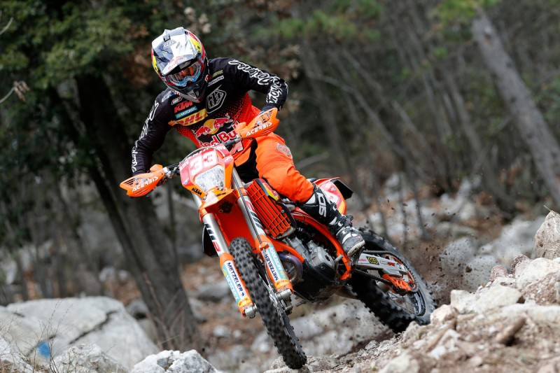 Taylor Robert (USA) KTM 350 EXC-F MJ2016
