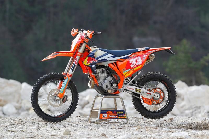 KTM 350 EXC-F MJ2016