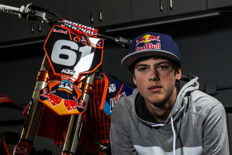 The next Great One? Jorge Prado - KTM BLOG