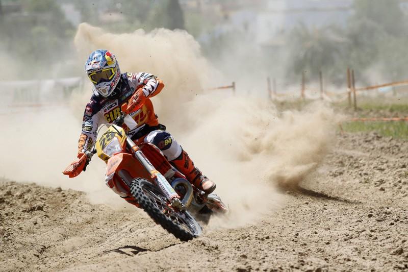 Ivan Cervantes (ESP) KTM 300 EXC Jerez de la Frontera (ESP) 2015