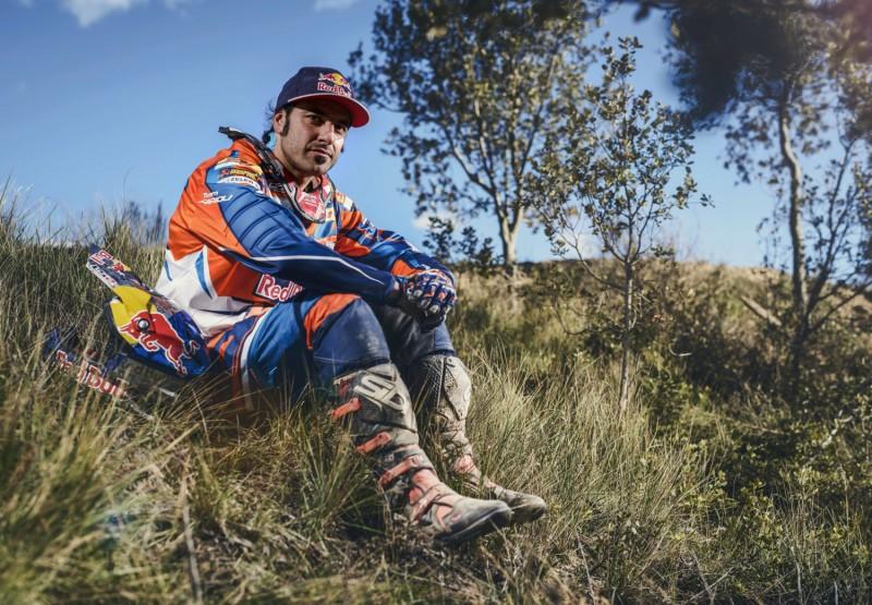 Ivan Cervantes (ESP) 2016 © Red Bull Content Pool/Sebas Romero
