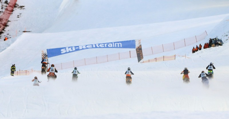 Snow Speed Hill 2016 © MSC Reiteralm Martin Huber
