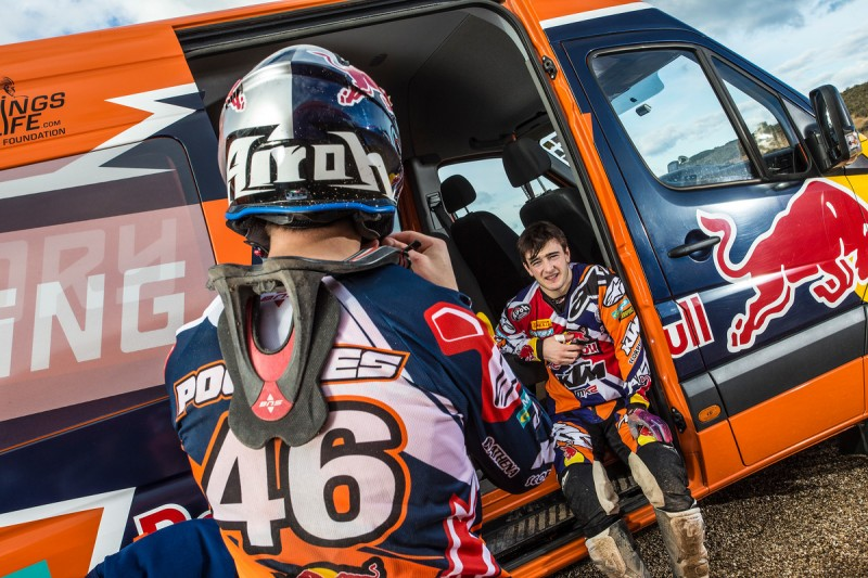 Davy Pootjes (NED) & Jeffrey Herlings (NED) 2016
