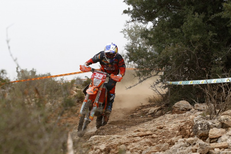 Taylor Robert (USA) KTM 350 EXC-F Agadir (MAR) 2016