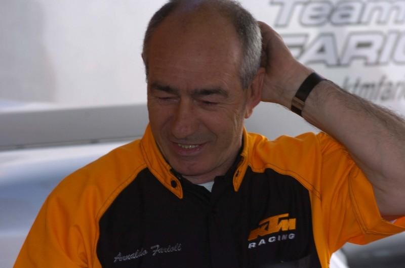 Arnaldo Farioli (ITA) 2004