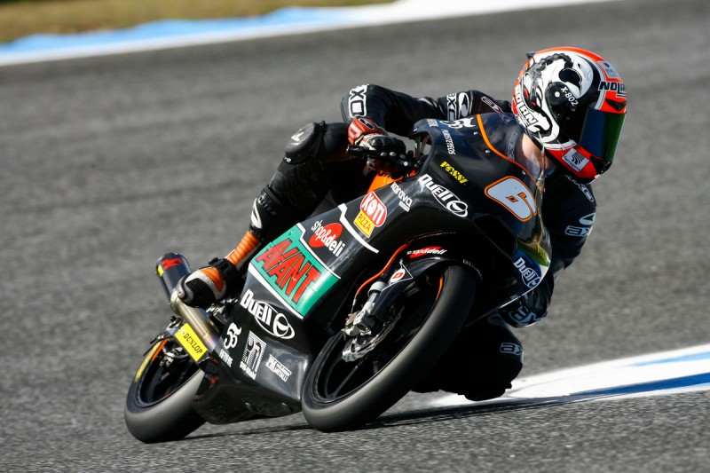 Joan Olivé (ESP) KTM RC 250 GP Portugal 2012