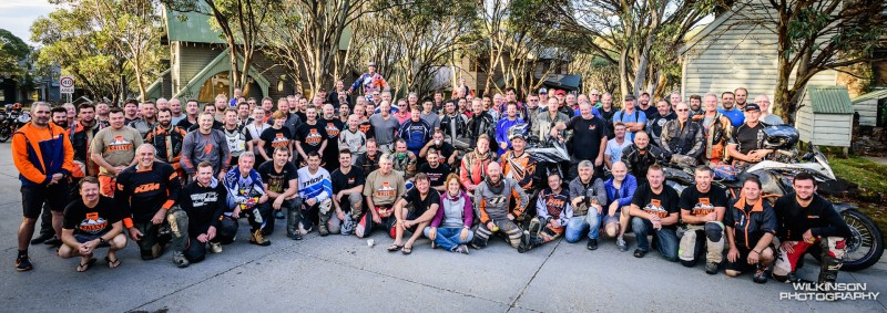 KTM Australia Adventure Rallye 2016