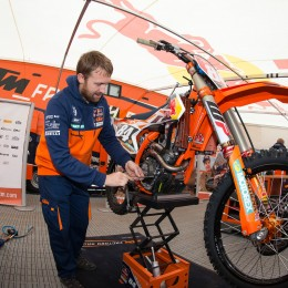 Herlings' KTM 250 SX-F: 5 changes to '84's Grand Prix bike