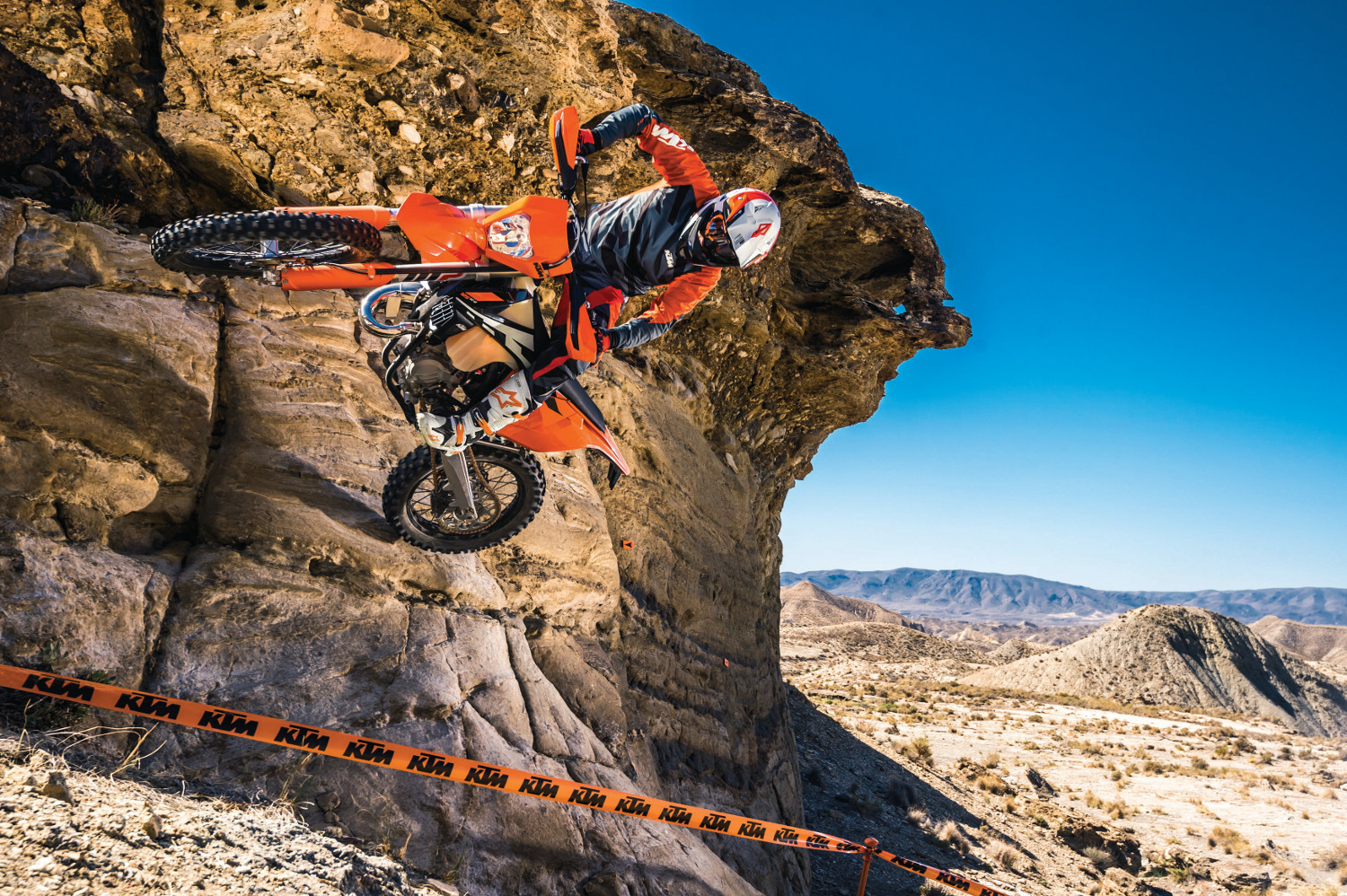 lighter, stronger, faster: the next generation of enduro is here
