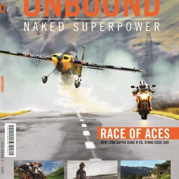 UNBOUND: Latest edition of KTM´s free magazine out now