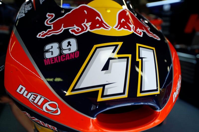 Brad Binders´s KTM RC250 GP Barcelona (ESP) 2016