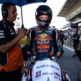 Brad Binder (RSA) KTM RC250 GP 2016