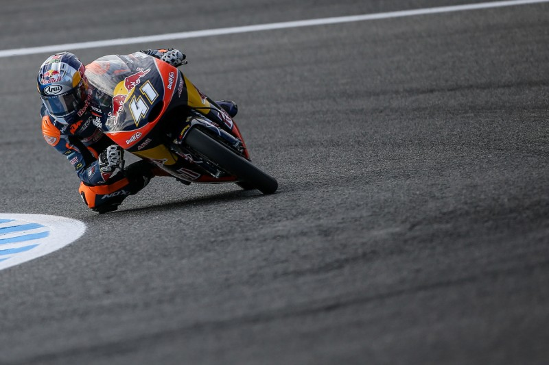 Brad Binder (RSA) KTM RC250 GP 2016