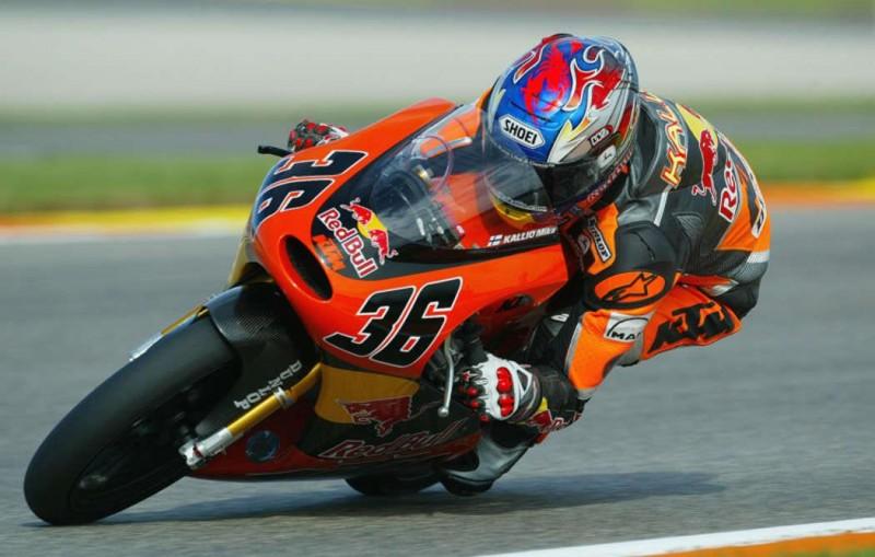 Mika Kallio (FIN) Valencia (ESP) 2005