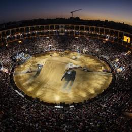 Las Ventas ist die Heimat der FMX-Szene ©Joerg Mitter - Red Bull Content Pool
