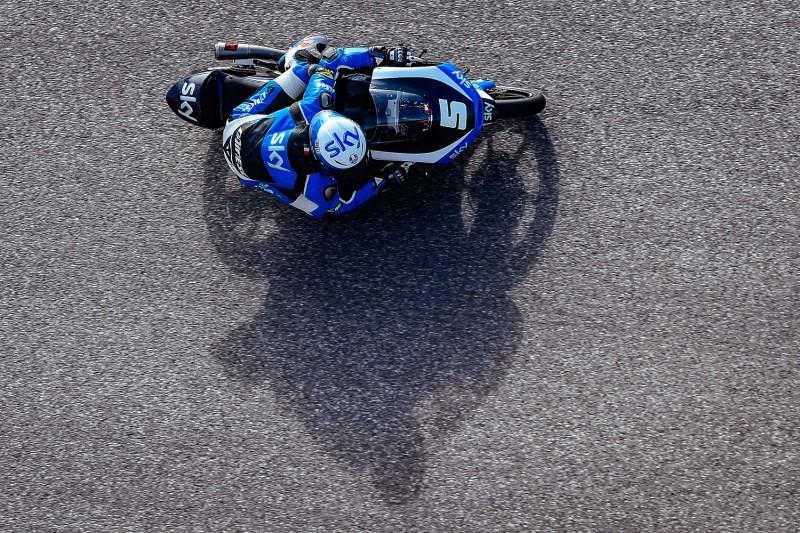 Romano Fenati (ITA) KTM RC250 GP 2016