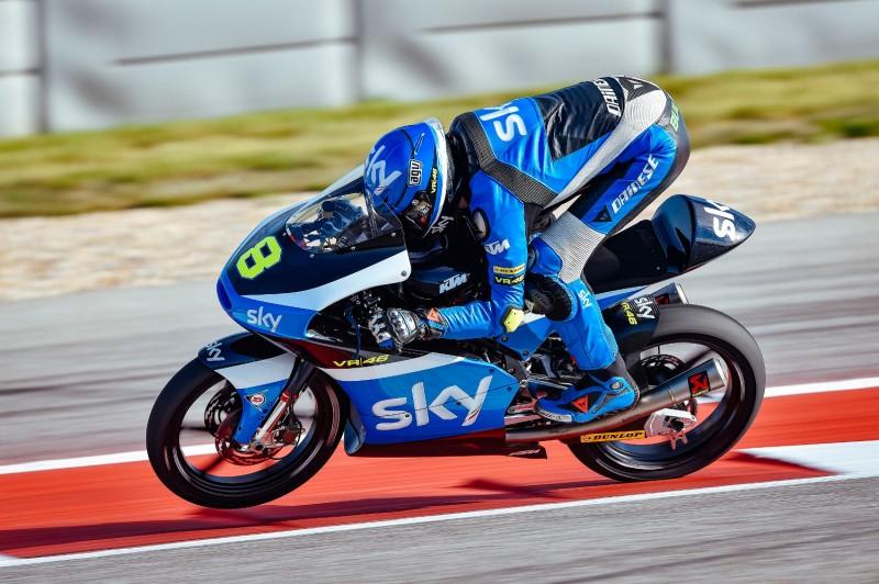 Nicolò Bulega (ITA) KTM RC250 GP 2016 © Marco Campelli