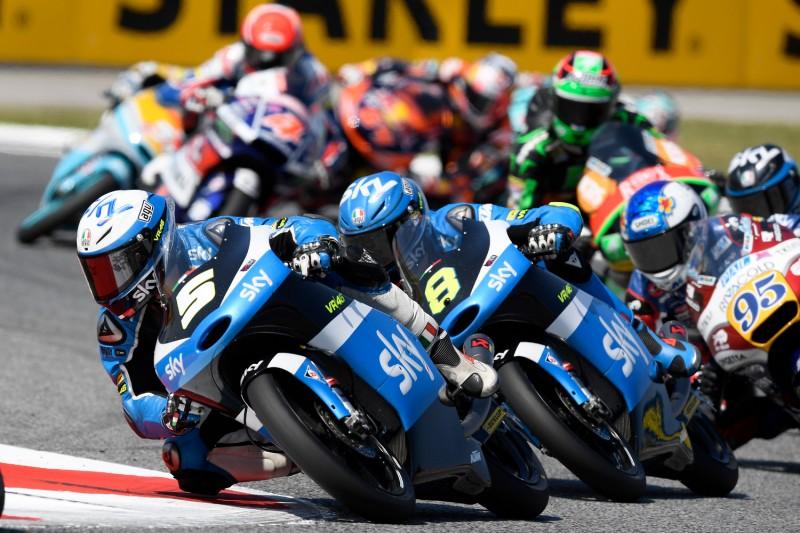 Romano Fenati (ITA) KTM RC250 GP Barcelona (ESP) 2016