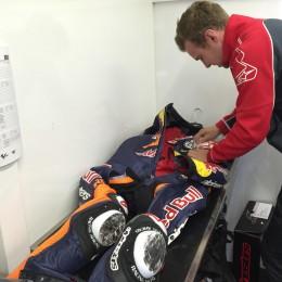 Alpinestars: Zweite Haut der MotoGP