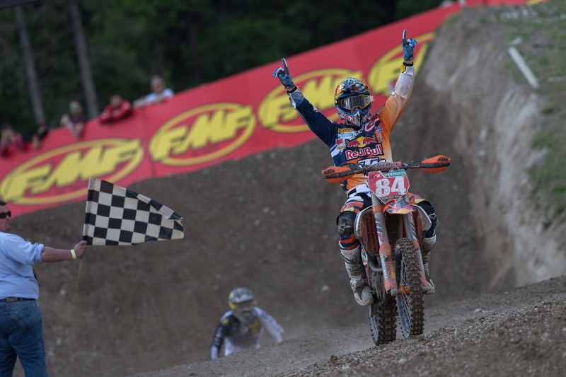 Jeffrey Herlings (NED) KTM 250 SX-F Pietramurata (ITA) 2016