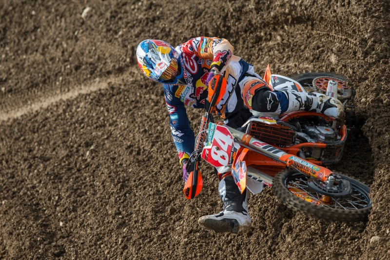 Jeffrey Herlings (NED) KTM 250 SX-F Saint Jean d´Angely (FRA) 2016
