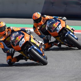 Presentation at the Red Bull Ring: KTM returns to MotoGP racing