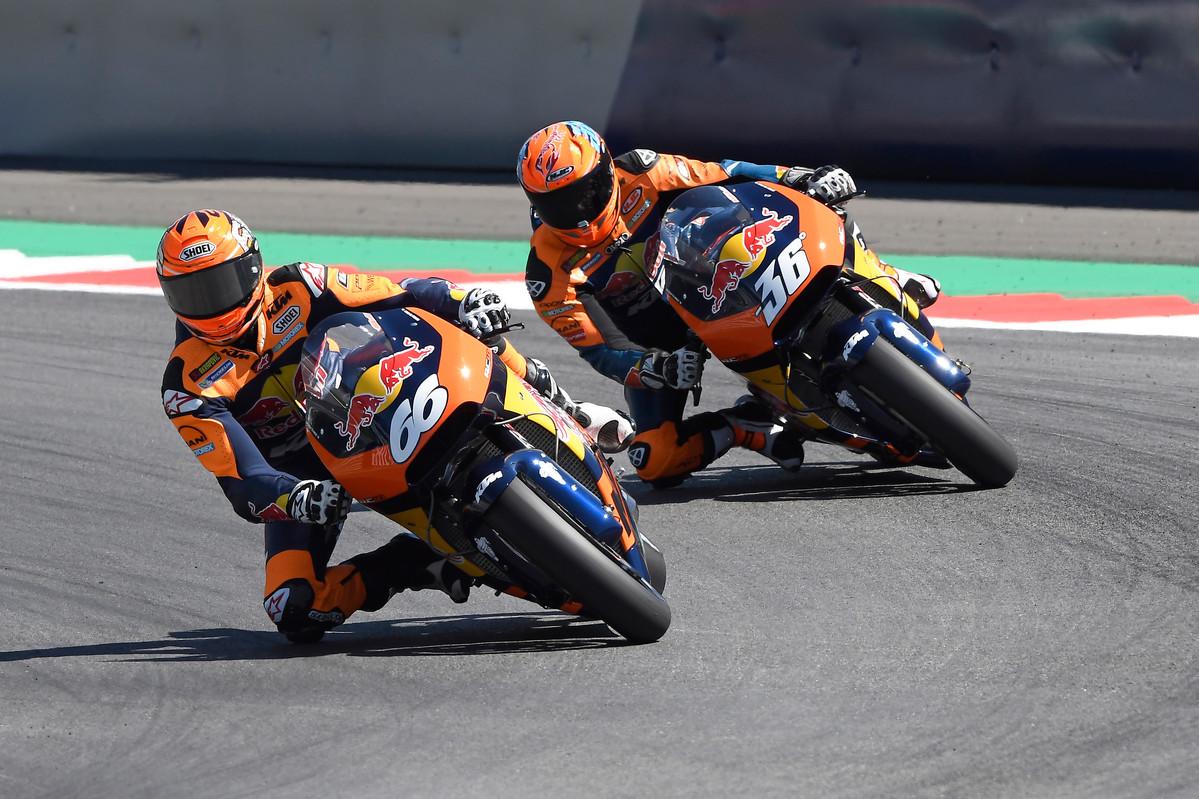 Presentation at the Red Bull Ring: KTM returns to MotoGP racing - KTM BLOG