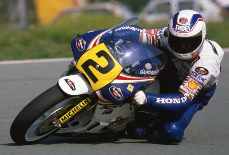 Wayne Gardner (AUS) Salzburg (AUT) 1987