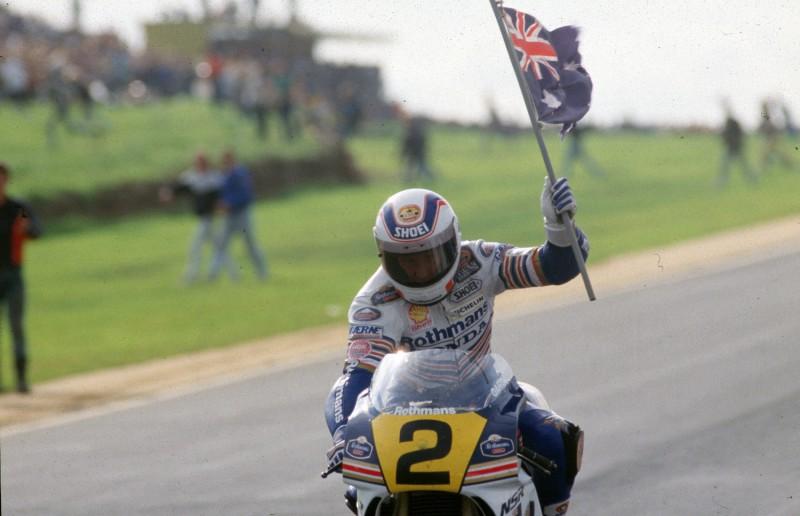 Wayne Gardner (AUS) Phillip Island (AUS) 1989