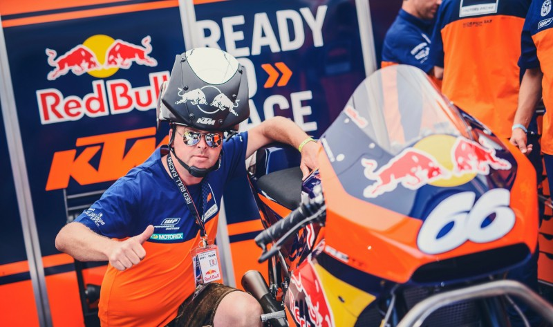KTM RC16 Red Bull Ring Spielberg (AUT) 2016