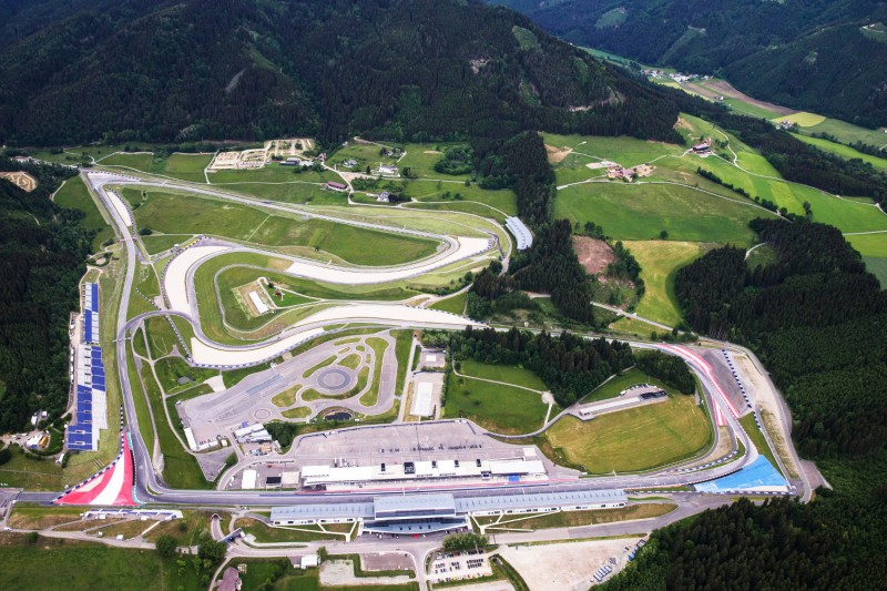 Red Bull Ring (AUT) © Samo Vidic