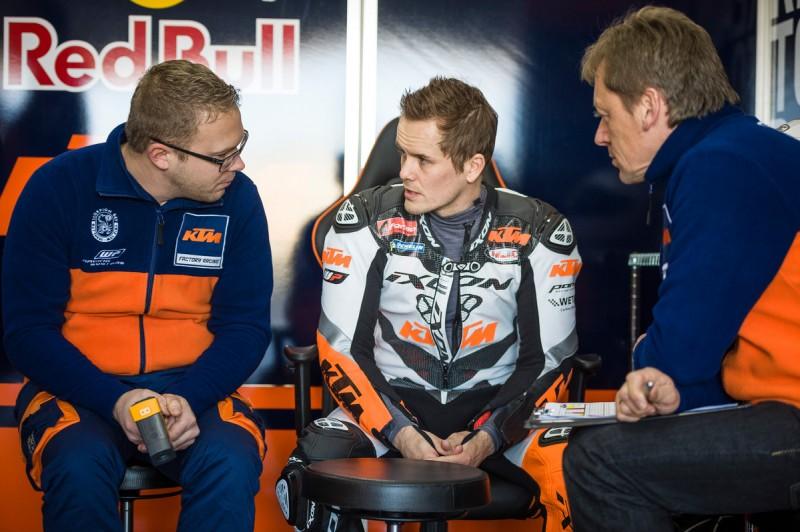 Sebastian Risse (GER), Mika Kallio (FIN) & Mike Leitner (AUT) Valencia (ESP) 2015