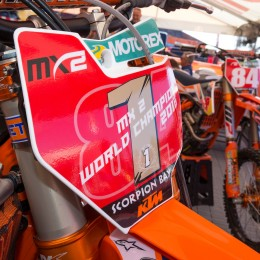 Words of a World Champion: Checking in with MX2 number one Jeffrey Herlings